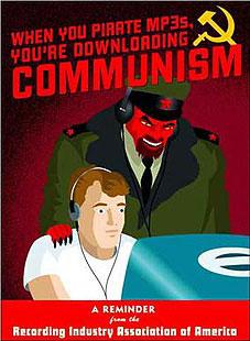 Sentence using communism