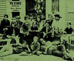 WFMU Staffers (1969)