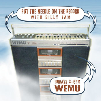 WFMU: Put The Needle On The Record with Billy Jam: Playlists