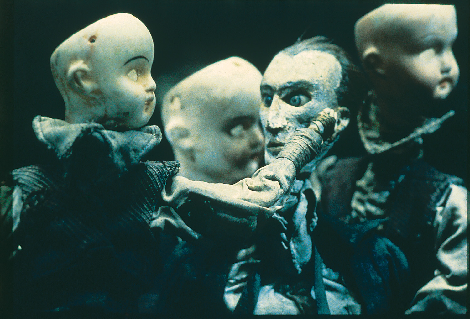 Classic Horror Film BoardScary dolls, malevolent marionettes, pulse-pounding puppets